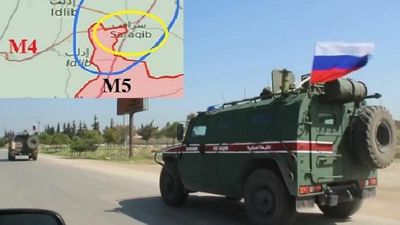 Saraqib: Điểm quyết chiến chiến lược kiểm soát cao tốc M4-M5