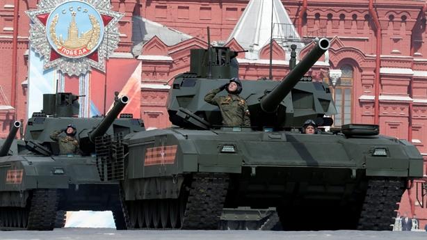 Chuyên gia Nga: Pháo 150mm không xuyên thủng được Armata
