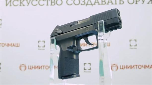 Đặc nhiệm Nga trang bị súng hoạt động tốt ở -50độ C