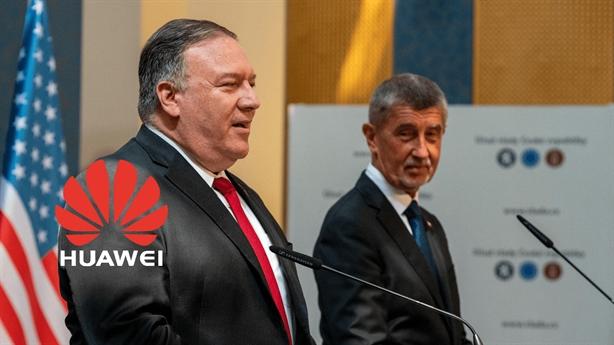 Mỹ tìm đồng minh tẩy chay Huawei, Séc nói lời đanh thép