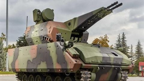 ACV-30 Korkut của Ankara bị phá hủy ngay khi vừa tới Libya
