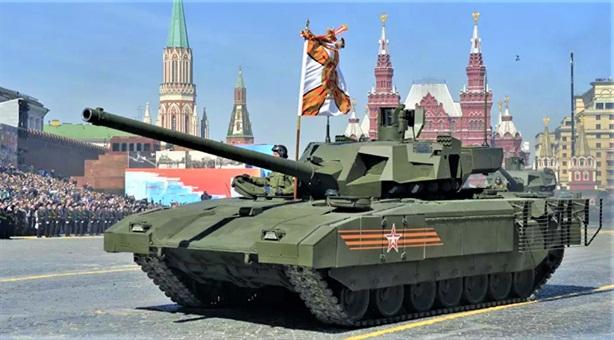 Báo Nga nói gì về pháo tăng 130mm Rheinmetall?