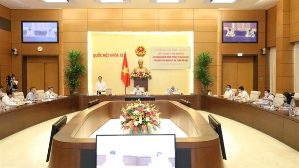 Các thách thức với an ninh nguồn nước ở Việt Nam