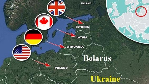 Lukashenko chặt đứt 'chuỗi xích sống' phương Tây từ Litva đến Ukraine