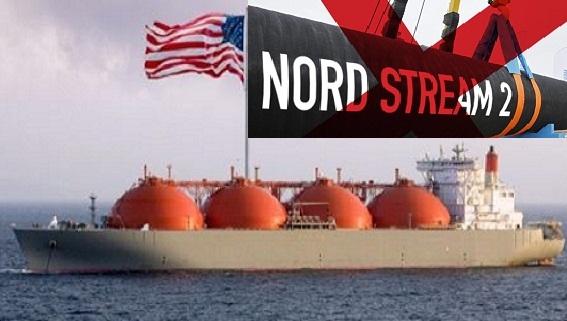 Đức thừa hiểu Mỹ muốn gì khi cố chặn Nord Stream 2
