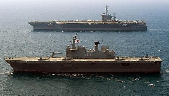 Hàn Quốc sẽ đóng tàu sân bay mang F-35B?