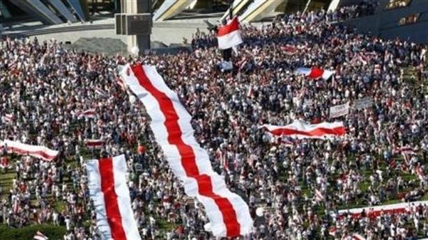 Điểm nóng Belarus: Nêu vấn đề sửa Hiến pháp