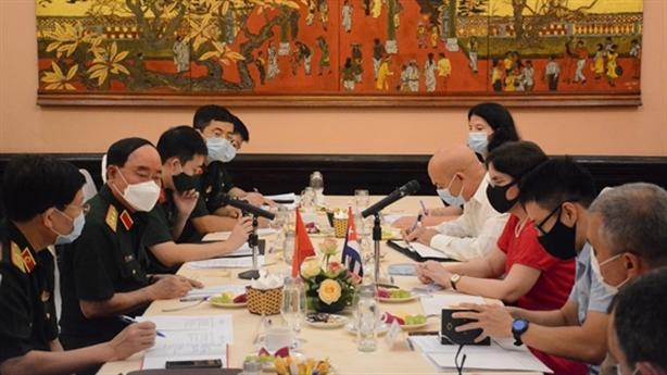 Việt Nam-Cuba trao đổi kinh nghiệm dùng thuốc điều trị Covid-19
