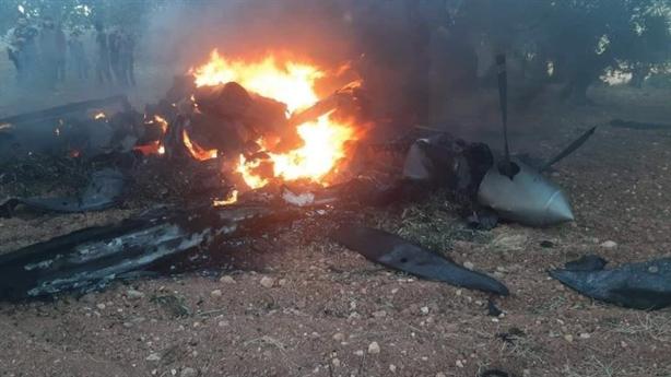 Thổ bắn nhầm 2 chiếc MQ-9 Mỹ tại Syria?