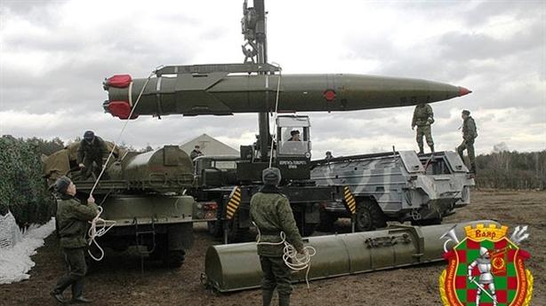 Belarus chuyển máy bay, tên lửa đạn đạo đến biên giới