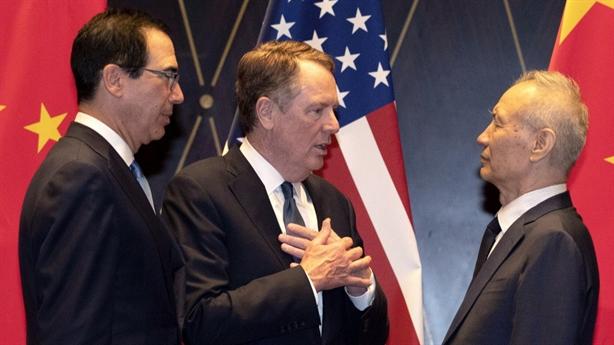Trung Quốc cấp tập mua hàng Mỹ hậu COVID-19