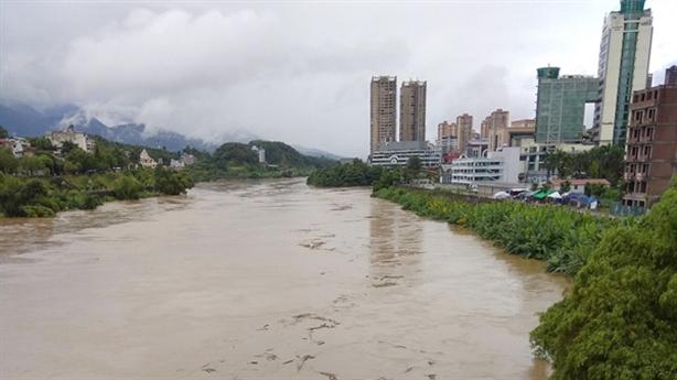 Trung Quốc xả lũ trên sông Hồng, 4 tỉnh hỏa tốc chống