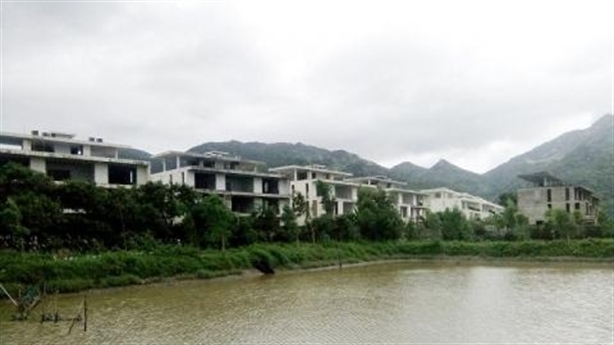 Thanh tra Chính phủ kiểm tra dự án Diamond Bay Nha Trang