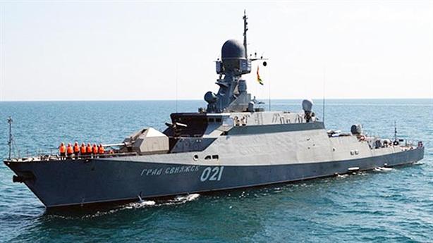 Hạm đội Baltic sớm nhận được tàu chiến mang Kalibr và Onyx