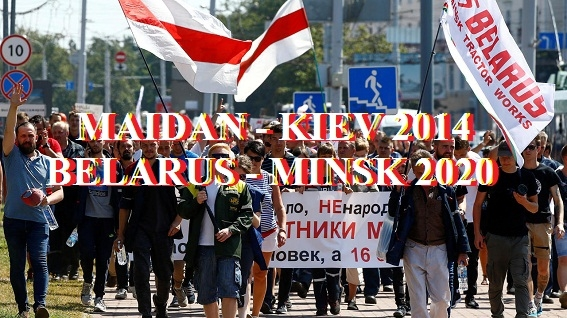 'Cải cách': Đối lập Belarus không thể 'sao chép' Maidan 2014