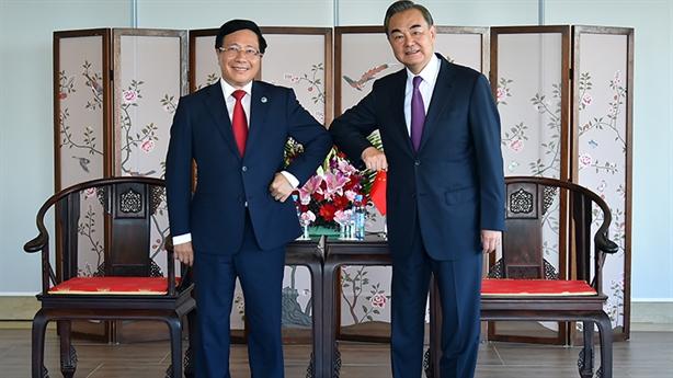 Việt - Trung hoàn thiện cơ chế hợp tác quản lý biên giới