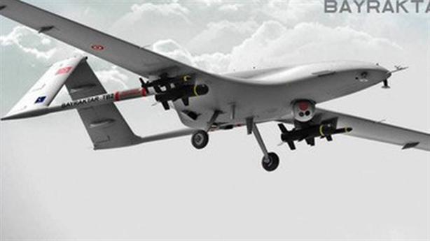 Kịch bản tồi tệ với UAV Thổ tại Libya