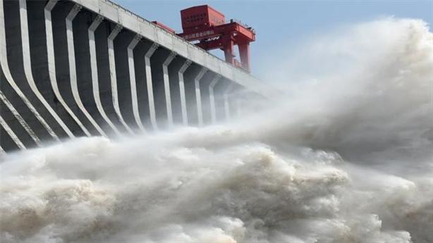 Lũ lụt Trung Quốc đe dọa Tam Hiệp tới tháng 9