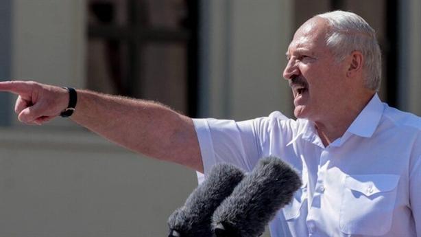 Tổng thống Belarus nói cứng, tố kiểu cách mạng màu phương Tây