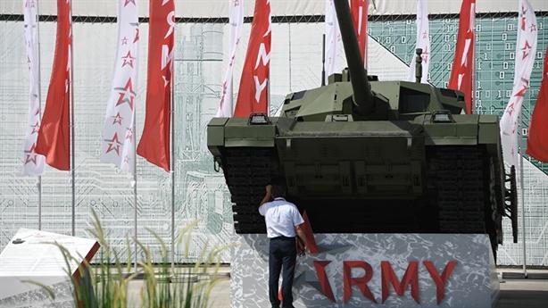 Việt Nam là khách hàng tiềm năng của tăng Armata