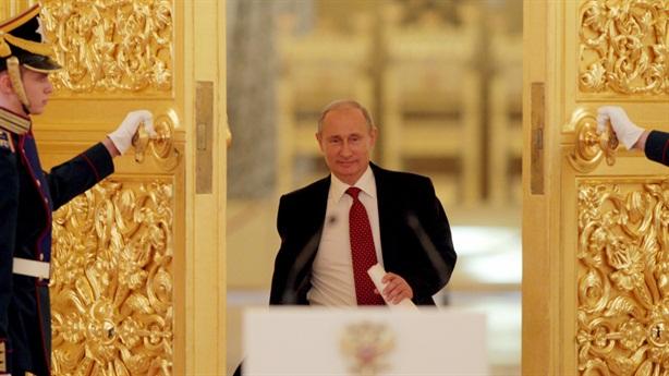 Người Đức ngưỡng mộ Putin: Dự trữ vàng quả sáng suốt