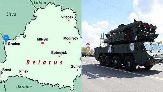 Khủng hoảng chính trị Belarus: 2 gọng kìm phương Tây