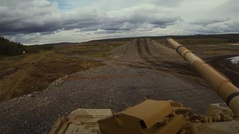 Công bố phát triển 'xe tăng điện hóa' thay thế Armata