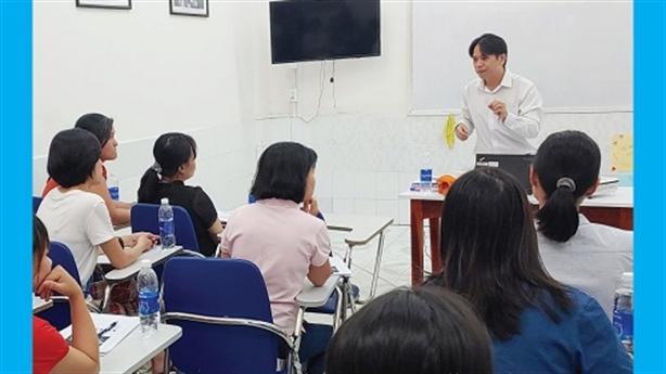 Lock&Lock và Saigon Children Charity triển khai lớp giáo dục đặc biệt