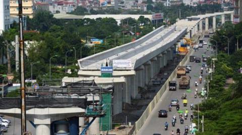 Gần 50 người trực 1km đường sắt Nhổn - ga Hà Nội