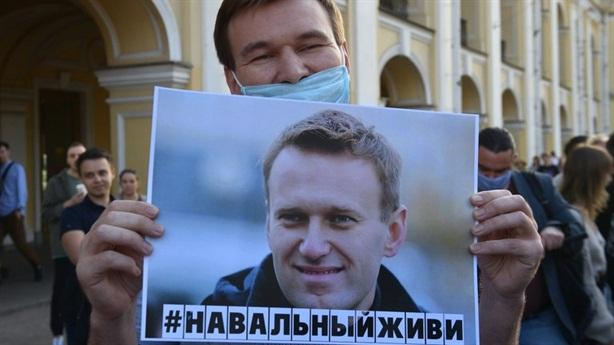 Đức tin Navalny-chính trị gia đối lập, có thể bị đầu độc