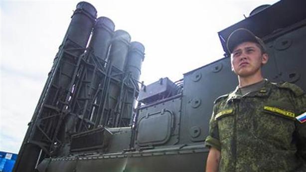 Antey-4000 Nga đã sẵn sàng bảo vệ bộ đội nước ngoài