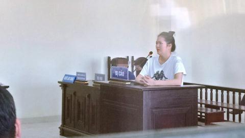 Nữ GĐ giết cán bộ tòa án vì bị sàm sỡ ngực