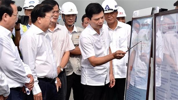 Phải xong quy hoạch sân bay Nội Bài trong năm 2020