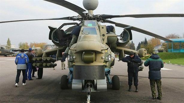 Cận cảnh đòn đánh tầm xa của Mi-28NM