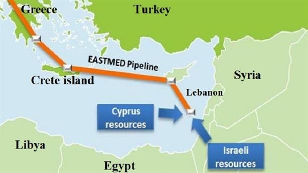 Địa Trung Hải, 'chiến trường khí đốt' cho thị trường châu
