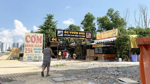 TP.HCM xử lý sai phép tại dự án Him Lam Tân Hưng