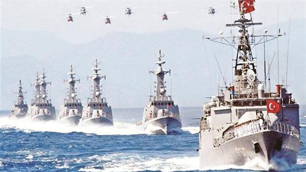 Thổ Nhĩ Kỳ sẽ không từ bỏ Đông Địa Trung Hải