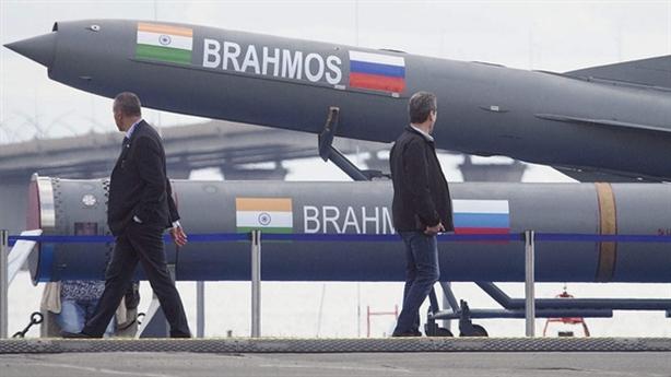 Nga-Ấn quyết định tăng tốc cho BrahMos lên gần Mach 7