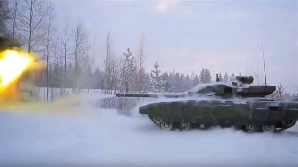 Nỗ lực khắc chế tăng Armata từ phương Tây thành vô nghĩa