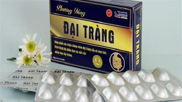 Cẩn trọng thông tin quảng cáo sản phẩm Phương Đông Đại Tràng