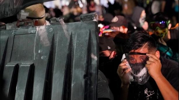 Mỹ: Bạo động bùng phát vì người da màu bị sát hại