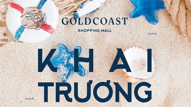 Chính thức khai trương Gold Coast Mall tại Nha Trang
