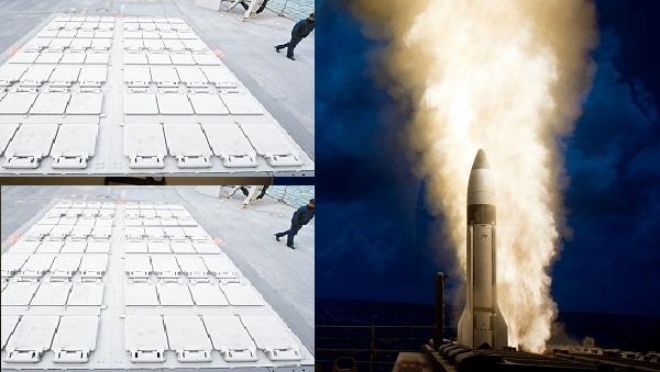 Mỹ giăng thiên la địa võng cố tóm tên lửa Nga