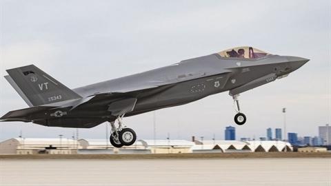 Mỹ mất... 18 tỷ USD khi Anh hủy mua 68 chiếc F-35