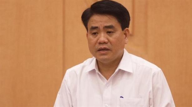 Khởi tố, bắt tạm giam ông Nguyễn Đức Chu