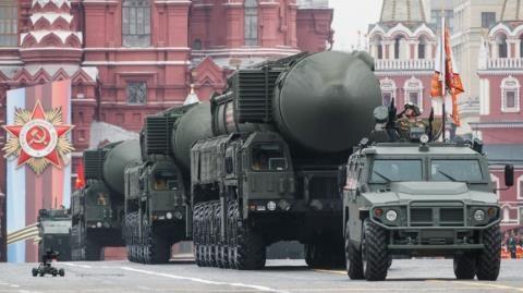 Nga lo cho phòng thủ tên lửa Mỹ