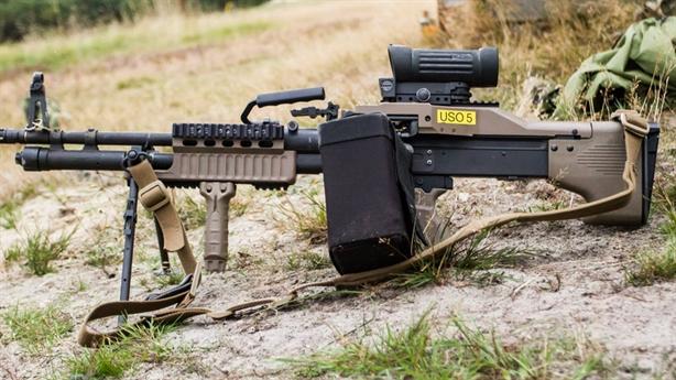 Súng trung liên M60