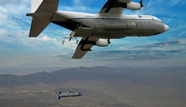 Mỹ thử thành công UAV tác chiến kiểu bầy đàn