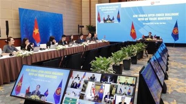 Anh thành lập Quỹ tài trợ cải tổ kinh tế ASEAN