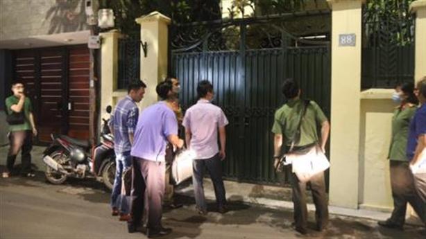 Khám nhà ông Nguyễn Đức Chung, thu nhiều tài liệu